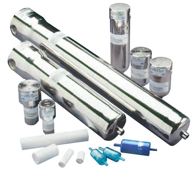 Balston Filter Instrumentation