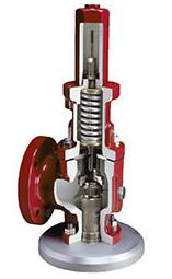Safety Relief Valves Image