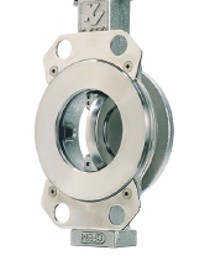 High Performance Double Offset Butterfly Valve Image