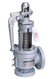 Steam Safety Valves Image